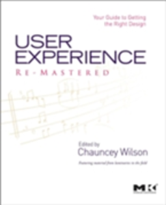 Ebook in inglese User Experience Re-Mastered Wilson, Chauncey