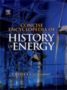 Ebook in inglese Concise Encyclopedia of the History of Energy -, -