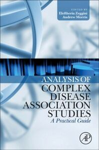 Ebook in inglese Analysis of Complex Disease Association Studies -, -