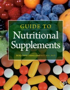 Ebook in inglese Guide to Nutritional Supplements -, -