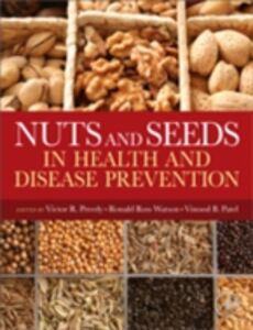 Foto Cover di Nuts and Seeds in Health and Disease Prevention, Ebook inglese di  edito da Elsevier Science