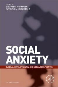 Foto Cover di Social Anxiety, Ebook inglese di  edito da Elsevier Science