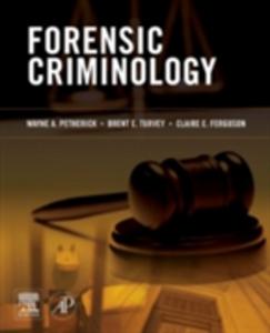 Ebook in inglese Forensic Criminology -, -
