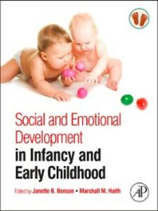 Ebook in inglese Social and Emotional Development in Infancy and Early Childhood