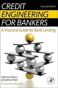 Ebook in inglese Credit Engineering for Bankers Glantz, Morton , Mun, Johnathan
