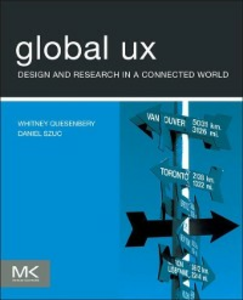 Ebook in inglese Global UX Quesenbery, Whitney , Szuc, Daniel