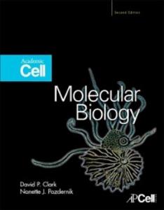 Ebook in inglese Molecular Biology Clark, David P. , Pazdernik, Nanette J.