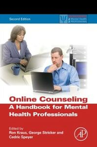 Ebook in inglese Online Counseling, 2nd ed. -, -