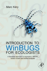Ebook in inglese Introduction to WinBUGS for Ecologists Kery, Marc