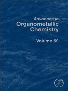 Foto Cover di Advances in Organometallic Chemistry, Ebook inglese di Anthony F. Hill,Mark J. Fink, edito da Elsevier Science