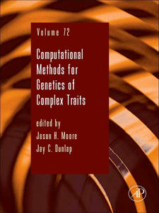 Ebook in inglese Computational Methods for Genetics of Complex Traits -, -