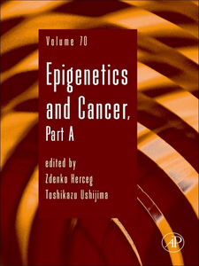 Ebook in inglese Epigenetics and Cancer, Part A -, -