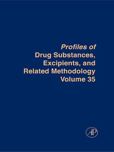 Ebook in inglese Profiles of Drug Substances, Excipients and Related Methodology -, -