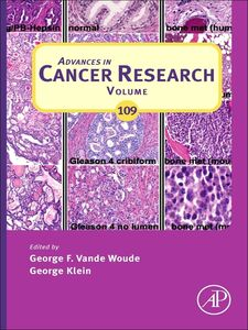 Foto Cover di Advances in Cancer Research, Ebook inglese di George F. Vande Woude,George Klein, edito da Elsevier Science