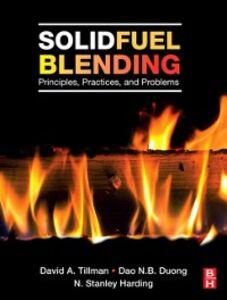 Ebook in inglese Solid Fuel Blending Duong, Dao , Harding, N. Stanley , Tillman, David