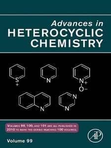 Ebook in inglese Advances in Heterocyclic Chemistry
