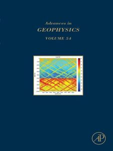 Ebook in inglese Advances in Geophysics -, -