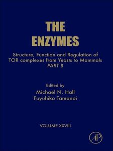 Foto Cover di Structure, Function and Regulation of TOR complexes from Yeasts to Mammals, Ebook inglese di  edito da Elsevier Science