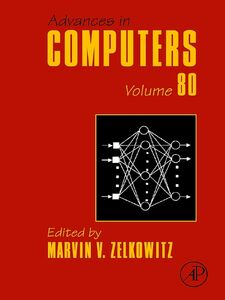 Foto Cover di Advances in Computers, Ebook inglese di Marvin Zelkowitz, edito da Elsevier Science