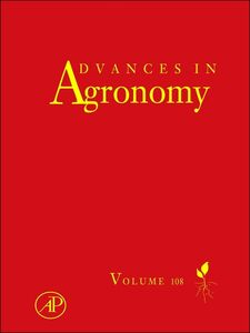 Foto Cover di Advances in Agronomy, Ebook inglese di  edito da Elsevier Science