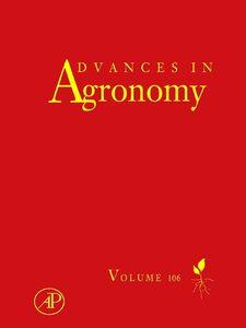 Foto Cover di Advances in Agronomy v106, Ebook inglese di  edito da Elsevier Science