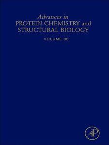 Ebook in inglese Advances in Protein Chemistry and Structural Biology