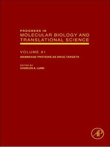 Foto Cover di Membrane Proteins as Drug Targets, Ebook inglese di  edito da Elsevier Science