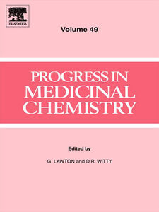 Ebook in inglese Progress in Medicinal Chemistry
