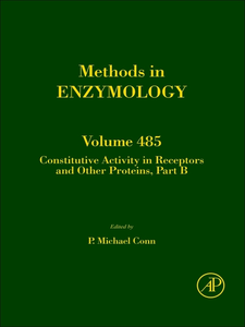 Ebook in inglese Constitutive activity in receptors and other Proteins, Part B -, -