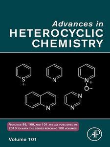 Foto Cover di Advances in Heterocyclic Chemistry, Ebook inglese di Alan R. Katritzky, edito da Elsevier Science