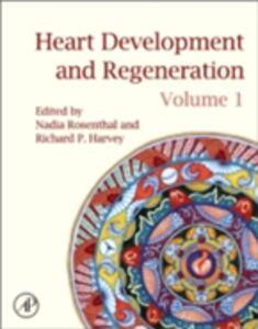 Ebook in inglese Heart Development and Regeneration