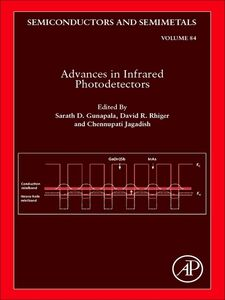 Ebook in inglese Advances in Infrared Photodetectors -, -
