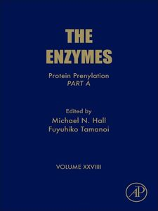 Ebook in inglese Protein Prenylation -, -