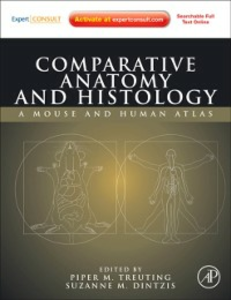 Ebook in inglese Comparative Anatomy and Histology -, -