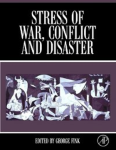 Ebook in inglese Stress of War, Conflict and Disaster -, -