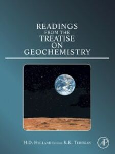 Ebook in inglese Readings from the Treatise on Geochemistry