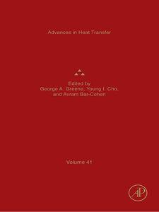 Ebook in inglese Advances in Heat Transfer