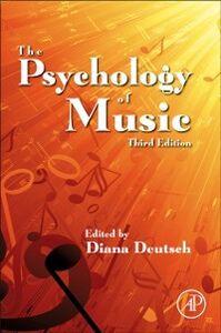 Foto Cover di Psychology of Music, Ebook inglese di  edito da Elsevier Science
