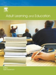 Ebook in inglese Adult Learning and Education -, -