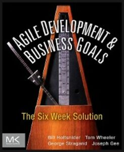 Foto Cover di Agile Development & Business Goals, Ebook inglese di AA.VV edito da Elsevier Science