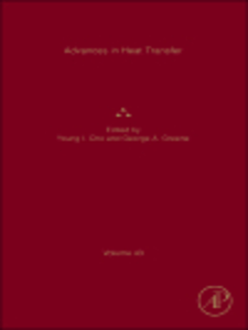 Ebook in inglese Advances in Heat Transfer -, -