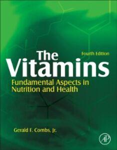 Foto Cover di Vitamins, Ebook inglese di Jr. Gerald F. Combs, edito da Elsevier Science