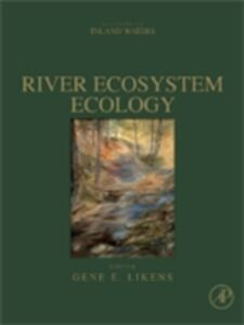 Ebook in inglese River Ecosystem Ecology
