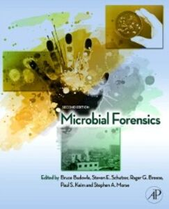 Ebook in inglese Microbial Forensics