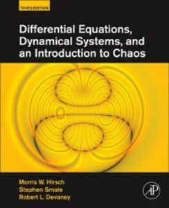 Foto Cover di Differential Equations, Dynamical Systems, and an Introduction to Chaos, Ebook inglese di AA.VV edito da Elsevier Science