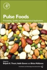 Foto Cover di Pulse Foods, Ebook inglese di  edito da Elsevier Science