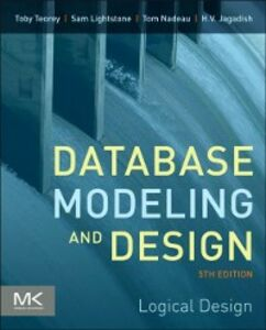 Foto Cover di Database Modeling and Design, Ebook inglese di AA.VV edito da Elsevier Science