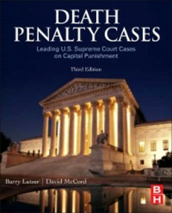 Ebook in inglese Death Penalty Cases Latzer, Barry