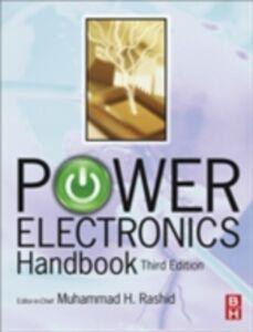 Ebook in inglese POWER ELECTRONICS HANDBOOK -, -
