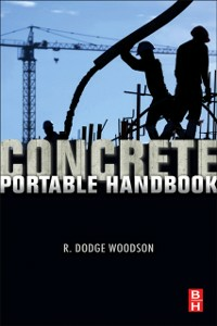 Ebook in inglese Concrete Portable Handbook Woodson, R. Dodge